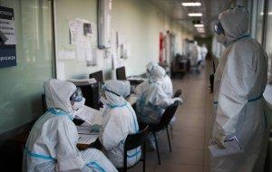 [COVID-19: 12-я неделя 2021]  Число выявленных в России за неделю случаев COVID-19 стало…