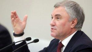 """""""Зеленский привык играть"""": Володин предложил исключить Украину из Совета…"""