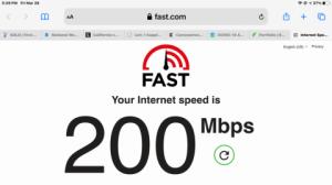 Скорость спутникового интернета Starlink от компании Илона Маска достигла рекордной…