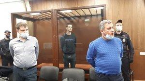 Распылившего газ в лицо омоновца на акции в Москве приговорили к 3,5 года…