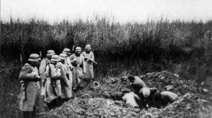 На сайте Минобороны России размещены архивные документы о зверствах нацистской…