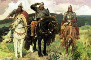 [Воскресное] В Киеве трех богатырей объявили…