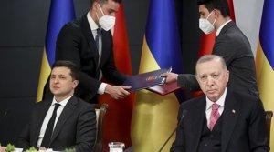 """Зеленский предложил Турции 50% акций """"Мотор Сич"""" -…"""