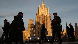 Россия обнародовала ответные меры на санкции США   (МИД назвал призывы США к…