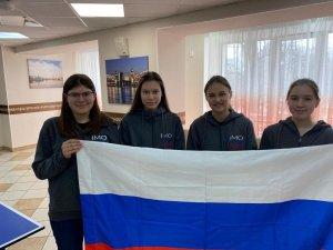 Четыре золотые медали завоевала российская сборная на 10-й Европейской…