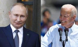 Россия - огромный белый медведь, который Запад не может…