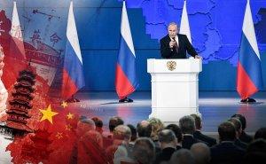 """Китайцы высказались о борьбе президента Путина с """"отвратительным…"""