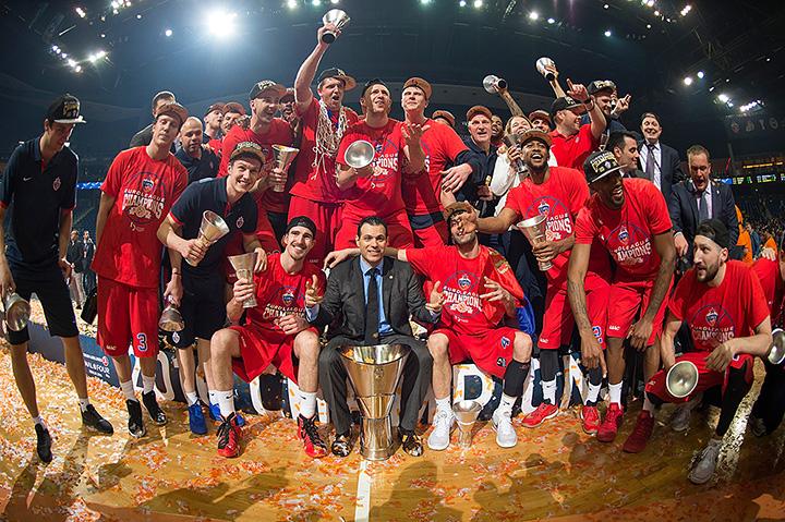Евролига Цска Баскетбол