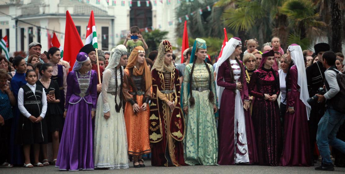 В России будет создана федеральная национально-культурная автономия абазин