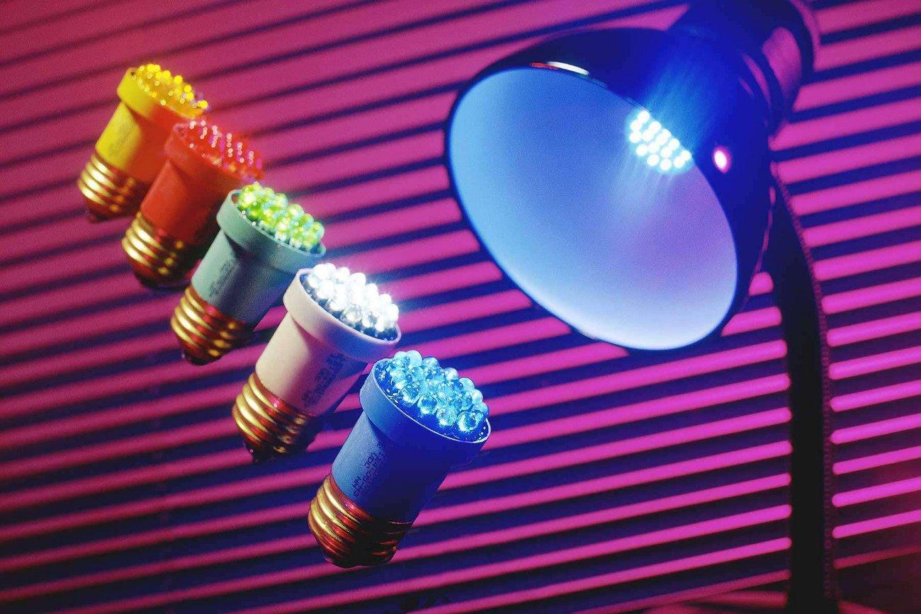 Лампы светодиоды картинки