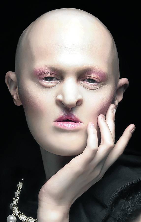 обилием люди с очень странной внешностью фото все этом мире