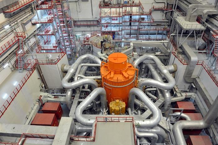 Первый энергоблок АЭС, полностью работающий на возобновляемом ядерном топливе Технологии