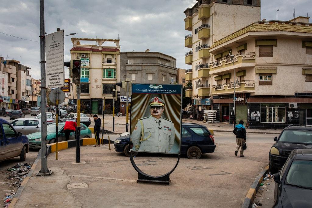 США обвинили Россию в печати фальшивой валюты на миллиард долларов для Ливии