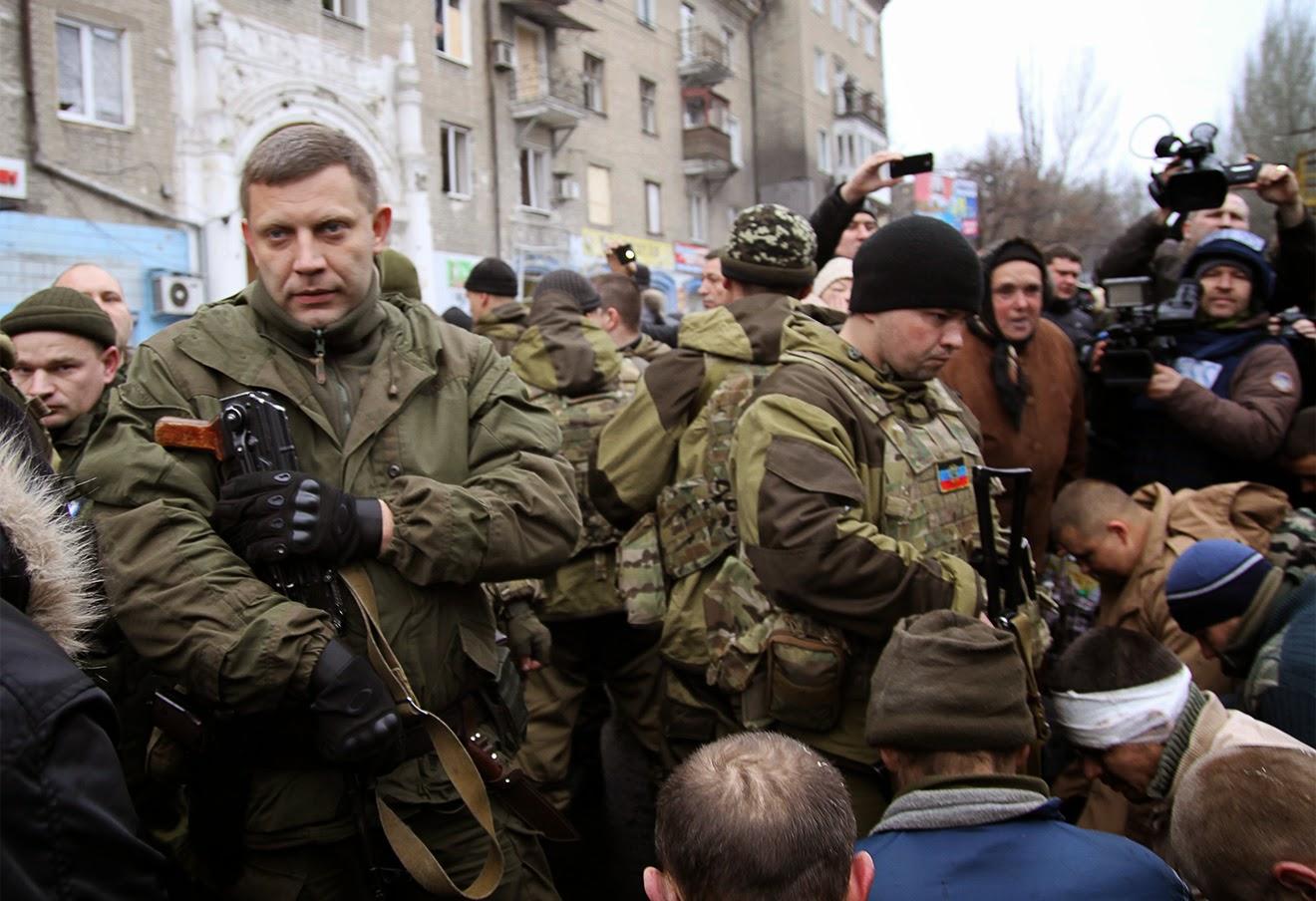 Русская весна все свежие новости донецкой республики