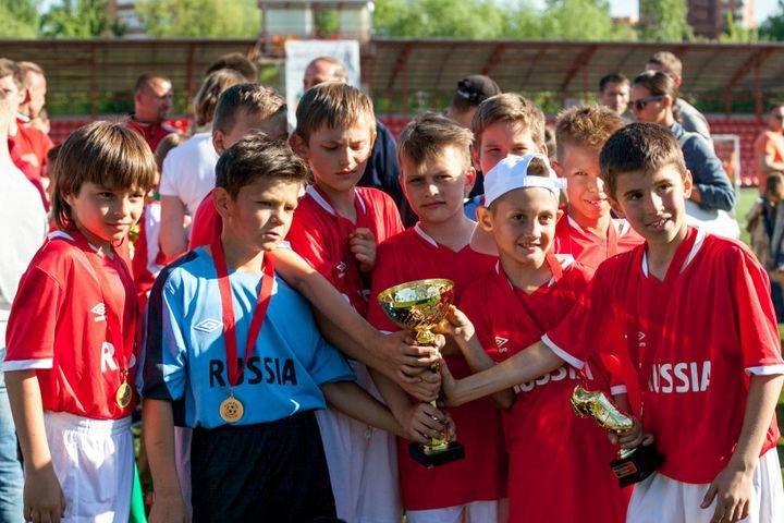 Детские фото футболистов сборной испании